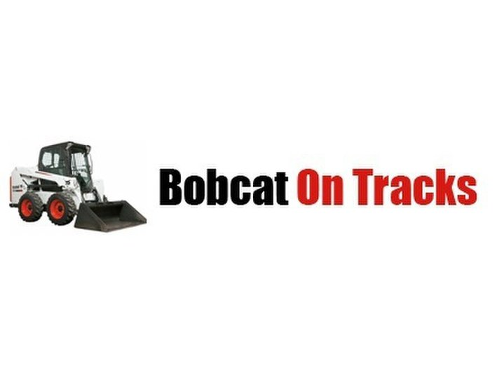 Bobcat On Tracks - Removals & Transport