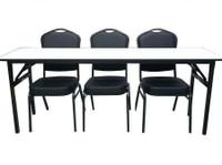 Stackable Banquet Chairs(Banquet) in Australia - Australian (4) - Furniture
