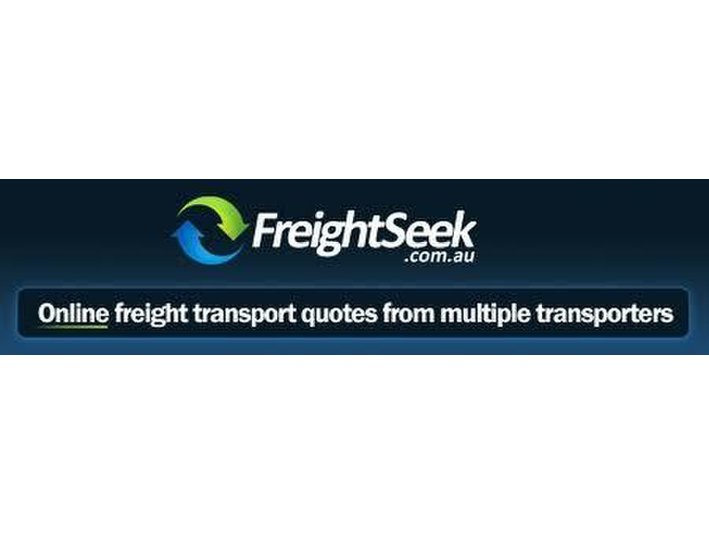 freightseek - Removals & Transport
