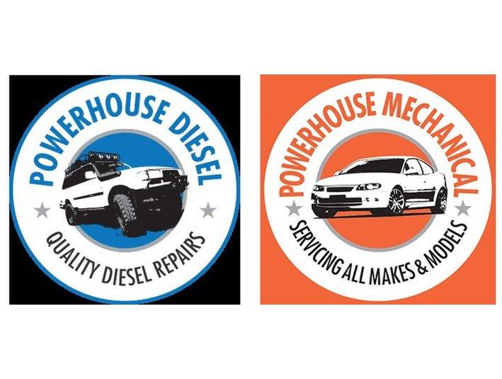 Powerhouse Diesel - Log Book, Body Repair Service in Clayton - Car Repairs & Motor Service