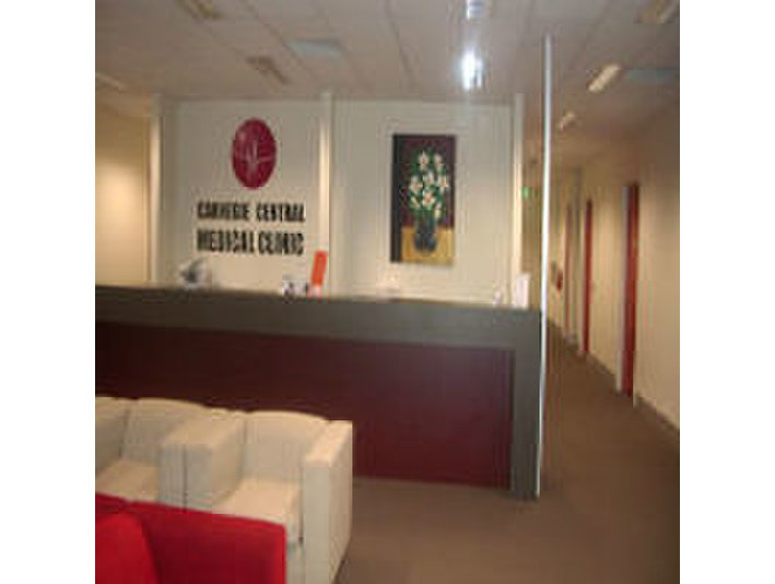 Carnergie Central Medical Clinic - Hospitals & Clinics