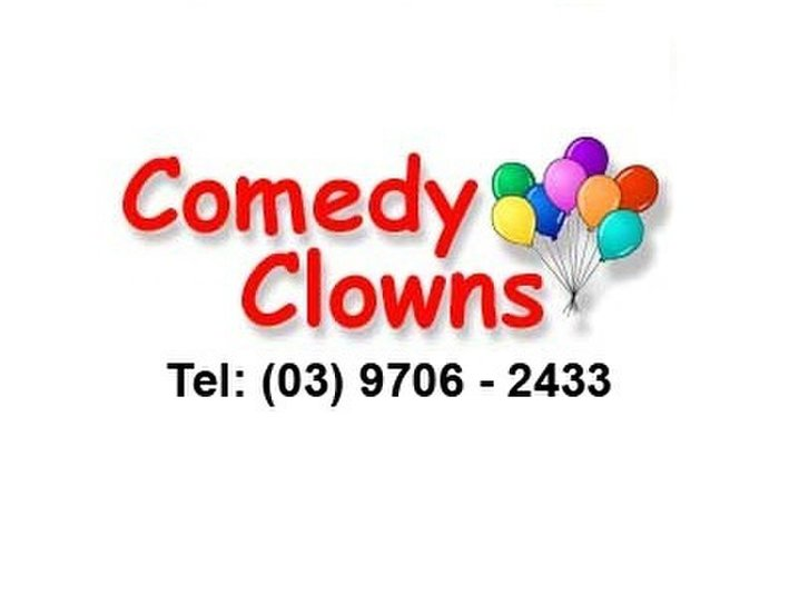 Comedy Clowns - Conference & Event Organisers