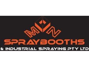 MN Spraybooths - Painters & Decorators