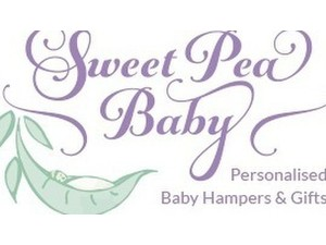 Personalised Baby Gifts - Sweet Pea Baby - Gifts & Flowers