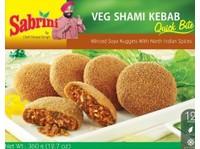 Sabrini (2) - Organic food