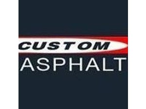 Custom Asphalt - Construction Services