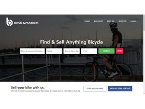 Bike Chaser - Cycling & Mountain Bikes