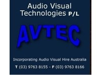 Audio Visual Technologies P/l - Conference & Event Organisers