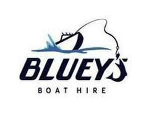 Bluey's Boathouse - Fishing & Angling