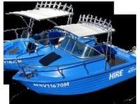Bluey's Boathouse (1) - Fishing & Angling