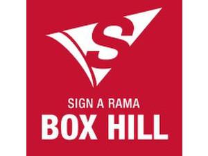Sign A Rama Box Hill - Print Services