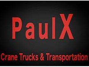 Crane Hire in Melbourne - PaulX - Removals & Transport
