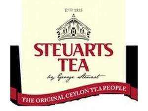 Steuarts Tea - Food & Drink