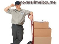 Movers 4 Melbourne (1) - Relocation services
