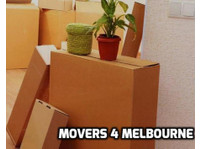 Movers 4 Melbourne (2) - Relocation services