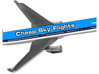 Cheap Sky Flights (1) - Flights, Airlines & Airports