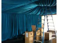 Imported Theatre Fabrics (2) - Theatres