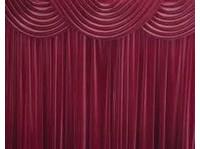 Imported Theatre Fabrics (5) - Theatres