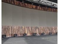 Imported Theatre Fabrics (6) - Theatres