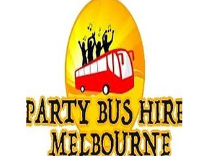 Party Bus Hire Melbourne - Car Rentals