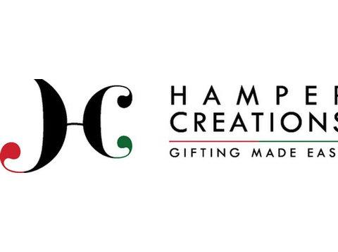 Hamper Creations Christmas Hampers - Gifts & Flowers
