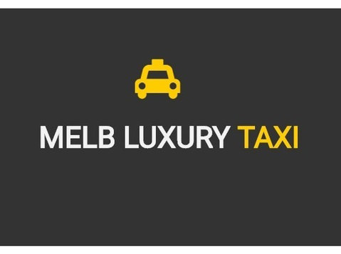 Melbourne Luxury Taxis - Taxi Companies
