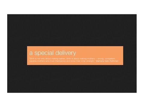 A Special Delivery - Hospitals & Clinics