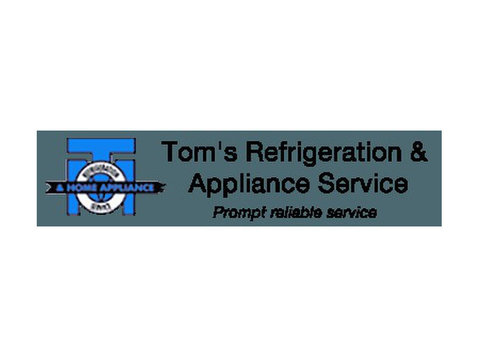 Toms Refrigeration - Electrical Goods & Appliances