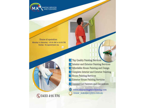Professional Painting and Decorating Services Sydney - Painters & Decorators