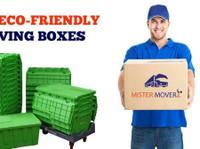 Mister Mover (1) - Removals & Transport