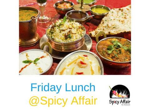 Spicy Affair Restaurant - Restaurants