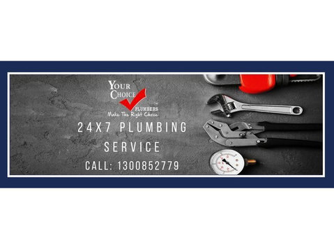 Your Choice Plumbers - Plumbers & Heating