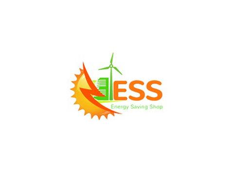Energy Saving Shop - Solar, Wind & Renewable Energy