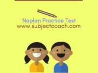 Subject Coach - Naplan Practice Test (1) - Tutors