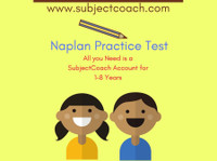 Subject Coach - Naplan Practice Test (2) - Tutors