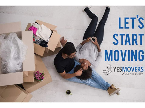 Yes Movers - Removals & Transport