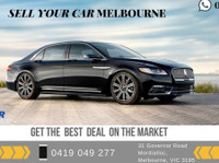 Sell your Car (1) - Car Dealers (New & Used)