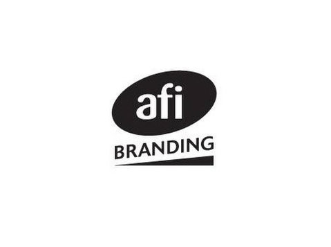 Afi Branding Signage Solutions - Print Services