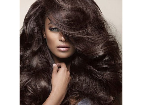 Blakk Hair Extensions - Hairdressers
