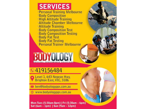 Body Fat Testing Melbourne | Bodyology Physical Performance - Gyms, Personal Trainers & Fitness Classes