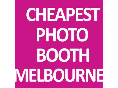 Cheapest Photobooth Melbourne - Photographers