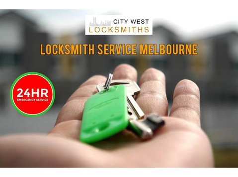 City West Locksmiths - Security services