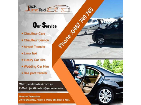 Jack Limo Taxi - Taxi Companies