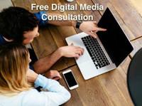 Marmoset Digital Media (1) - Webdesign