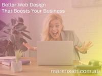 Marmoset Digital Media (2) - Webdesign