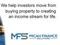 Micah Finance Solutions (2) - Financial consultants