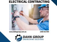 Dahn Group Pty Ltd (1) - Electricians
