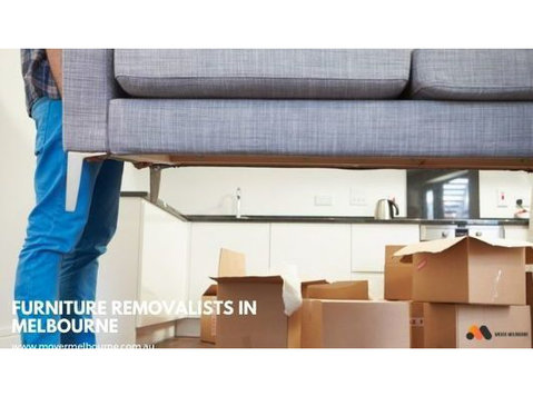 Mover Melbourne - Removals & Transport