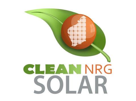 Clean NRG Solar - Solar, Wind & Renewable Energy