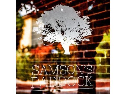 Samson's Paddock - Restaurants
